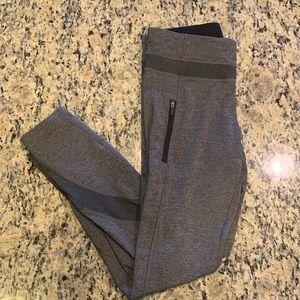 Lululemon grey leggings - size 6
